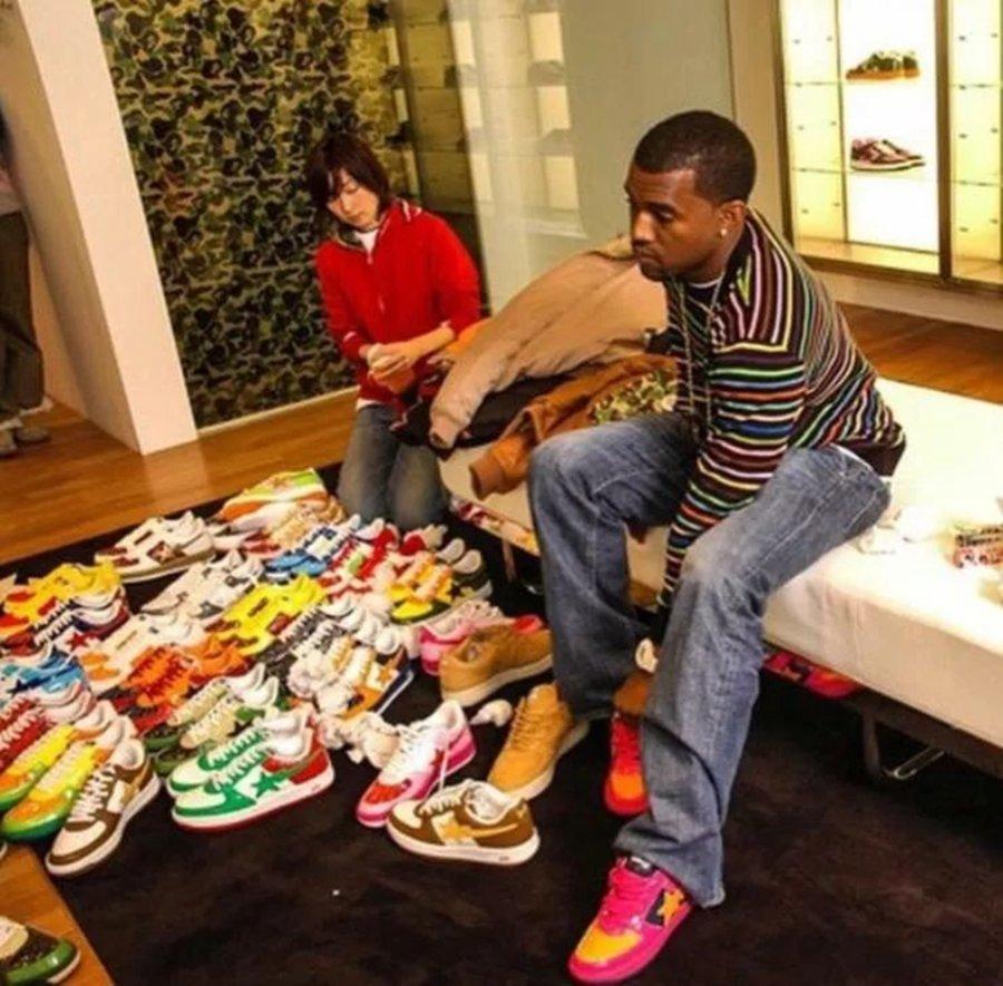 ROARINGWILD,BAPE,Nike  是否也有你残念款?读初中时买不起的联名款,都长什么样!