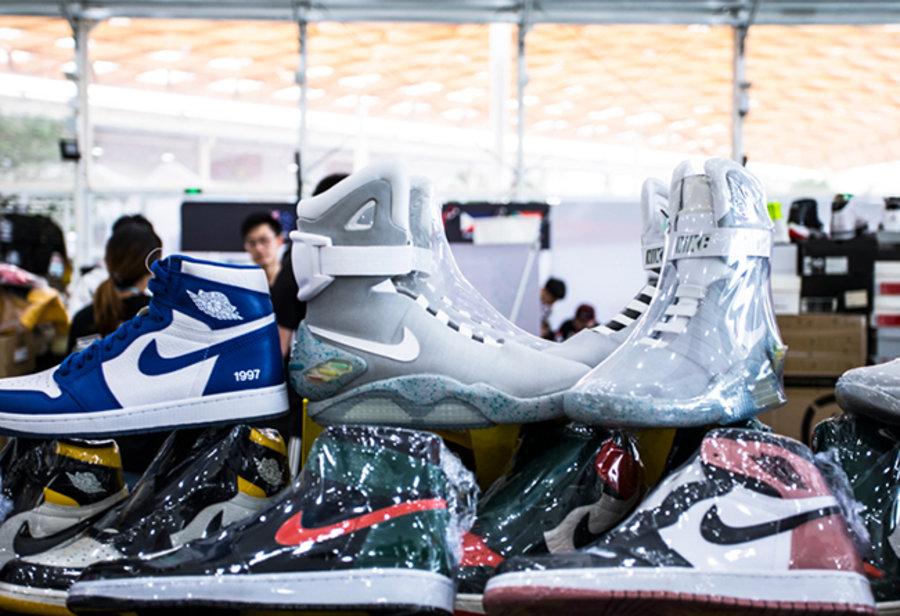 Nike,adidas,Sneaker Con,上脚  天价鞋随处可见!到这才明白「球鞋换豪车」真不是瞎说!
