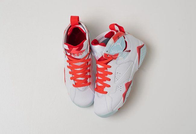 "Air Jordan 7,442960-104,发售  甜美糖果配色!Air Jordan 7 ""Topaz Mist"" 现已发售!"