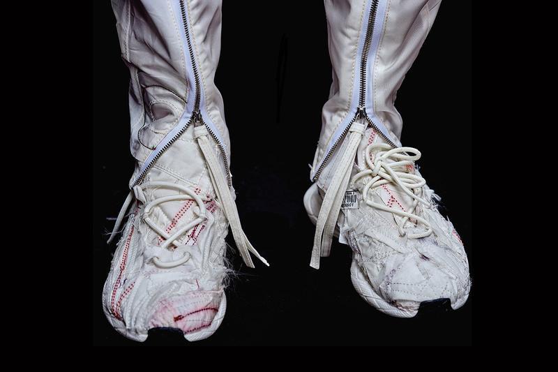 Reebok,KANGHYUK,  气囊材料鞋身 + 不规则排列鞋面!KANGHYUK 联名 Reebok 系列曝光