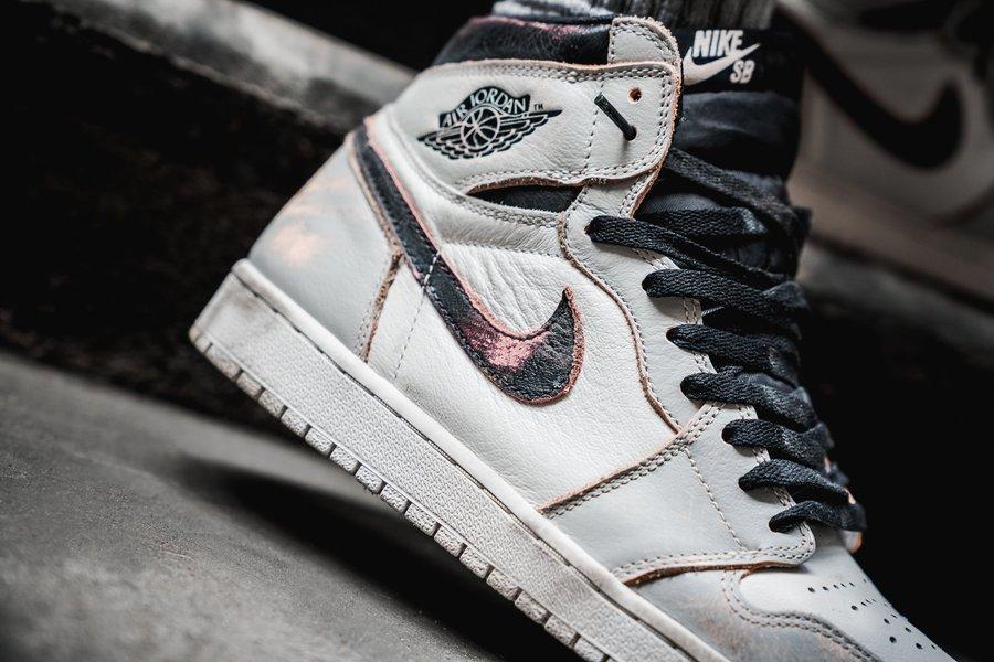 AJ1,Air Jordan 1,发售,Nike,SB  刮刮乐 AJ1 终于要来了!再来看看最新上脚美图!