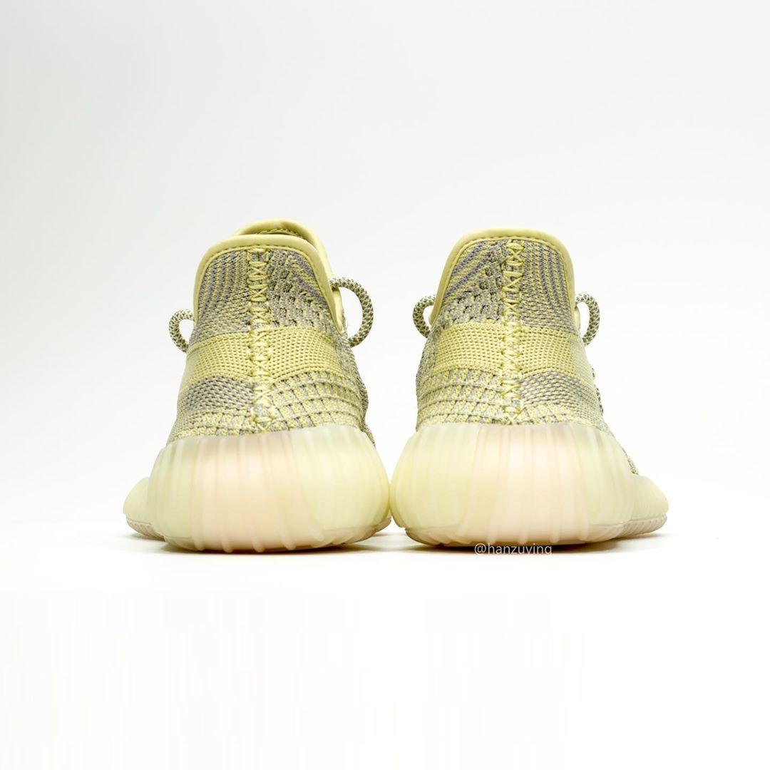 adidas,Yeezy 350 V2,发售,ANTLIA  黄油侧透 Yeezy 350 V2 实物图来了!看完你也顶不住!