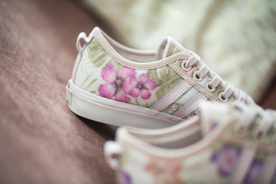 adidas,nizza,发售,CG6916  满印花卉设计!这双 adidas Nizza 你打几分?