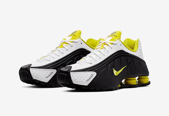 Nike,Shox R4,104265-048,发售  Nike Shox R4 新品即将发售!这个配色心动了!