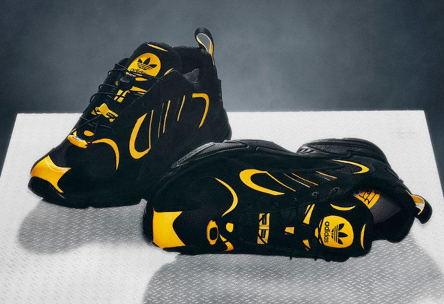 adidas,Yung-1,发售,EE9254,WANTE  酷似雷神配色!这双联名款 Yung-1 有点不一样...
