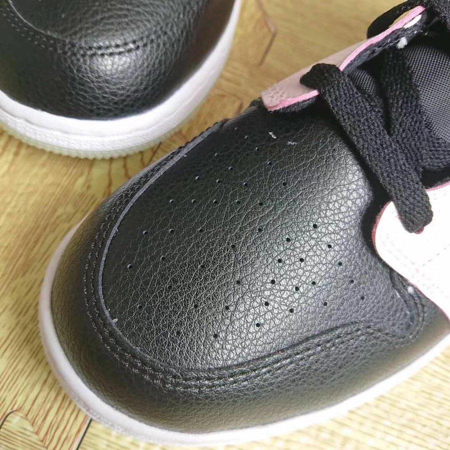 Nike,Air Jordan 1 Mid,AJ1,发售,A  4 层钩子 + 全掌夜光!全新配色 Air Jordan 1 Mid 实物再度曝光