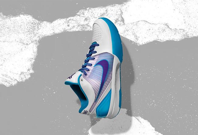 Zoom Kobe 4,ZK4,Nike  塔克又双叒叕拿到狠鞋!非市售版 Zoom Kobe 4 首度曝光!
