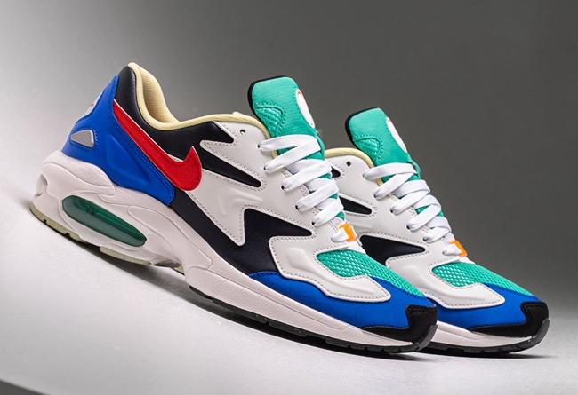 Nike,Air Max 2 Light SP,发售,BV1  五彩缤纷的夏日气息!全新配色 Air Max 2 Light SP 即将发售!