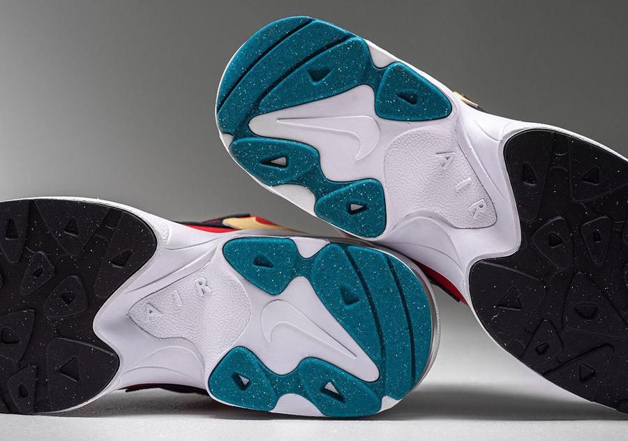 Nike,Air Max 2 Light,发售,BV1359  夸张线条 + 拼接设计!全新 Air Max 2 Light 周四发售