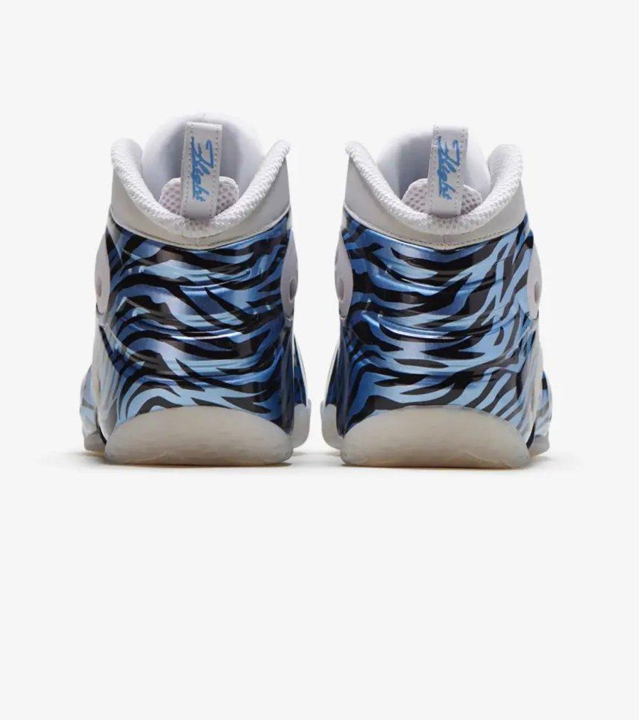 Nike,Zoom Rookie,Memphis Tiger  孟菲斯虎队主题!全新配色 Zoom Rookie 本周发售