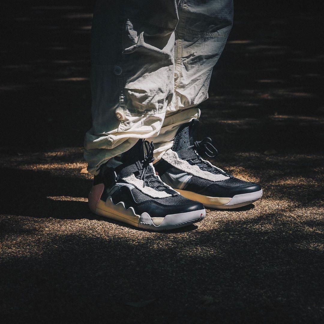 Jordan Defy SP,发售,CJ7698-001  魔术贴鞋帮 + 波浪齿状中底!全新配色 Jordan Defy SP 即将发售