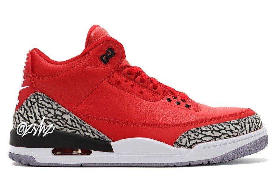 Nike,Air Jordan 3,AJ3,发售,CK569  十万元的天价球鞋来了?全新 Air Jordan 3 发售日期确定!