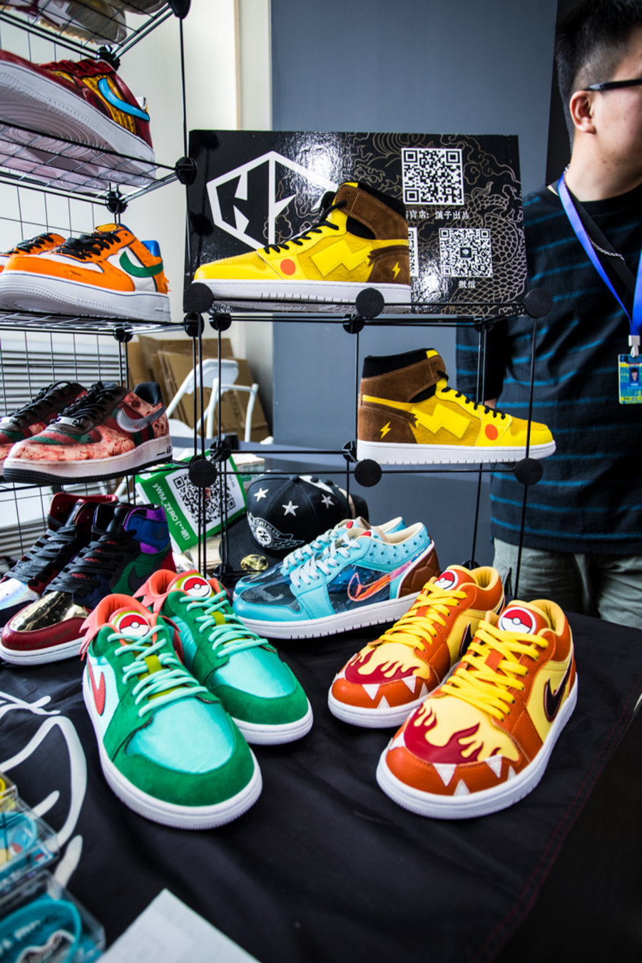 LV,Dior,Gucci,Nike,AJ1  LV、Dior、Gucci 都能联名 AJ1!这些球鞋平时你根本见不到!