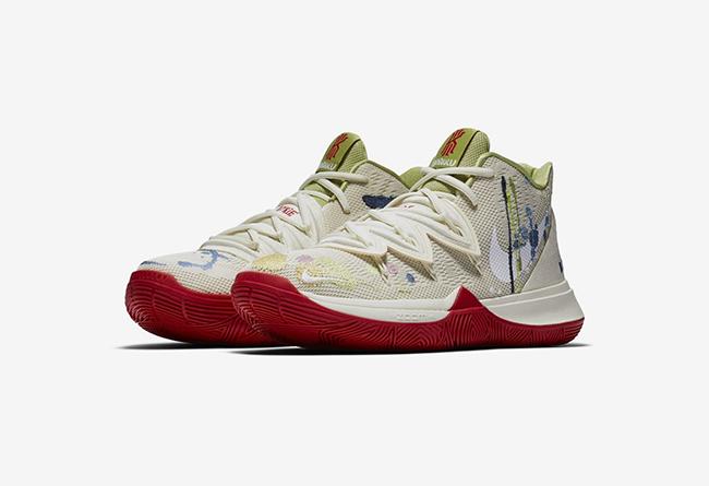 Nike,Kyrie 5,Bandulu,发售  可能是最美 Kyrie 5!这双「发了霉」的球鞋你打几分?