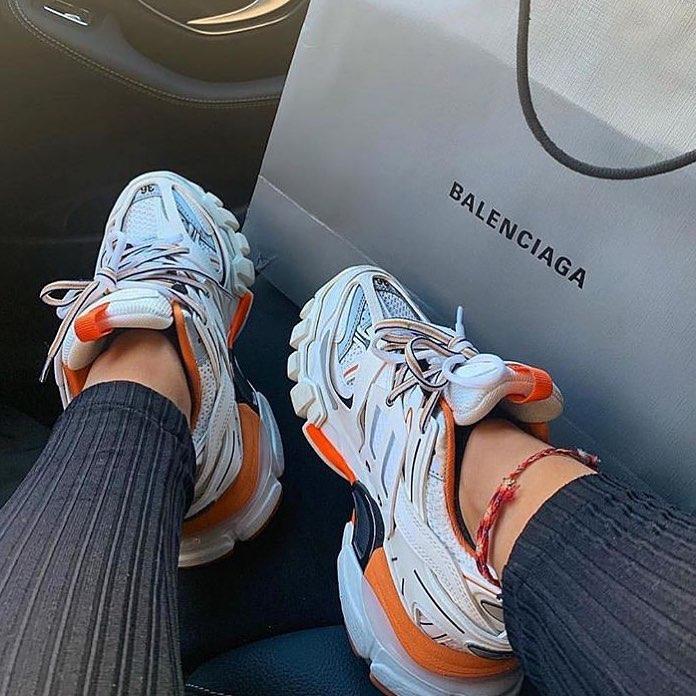 Balenciaga,发售,Track Trainer  官网上架迅速售罄!Balenciaga 这双新品真会玩!