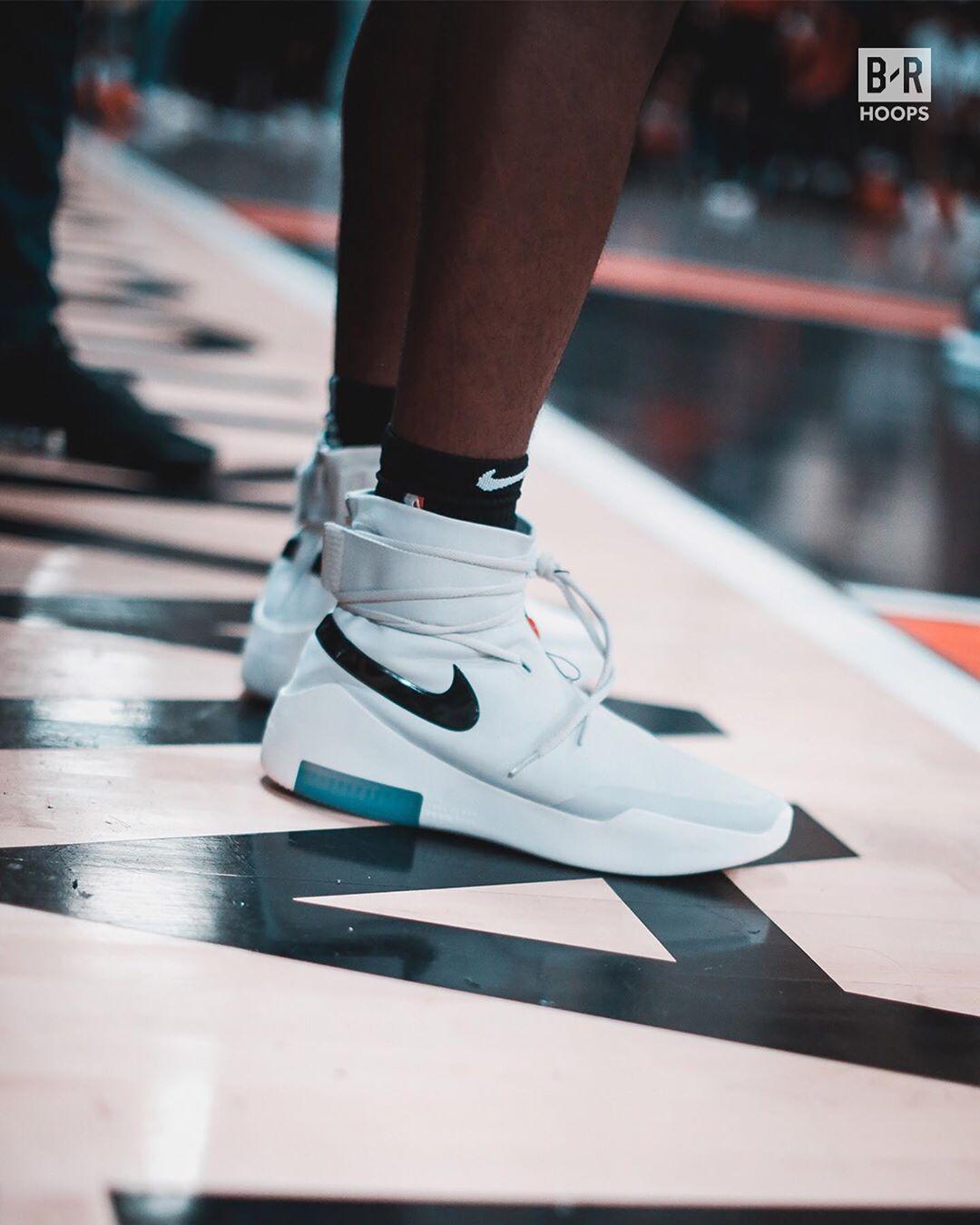 Nike,Fear of God,FOG,LeBron  詹皇再秀父子装!未市售 Air Fear of God 1 提前上脚!