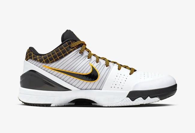 "Nike,Kobe 4,  夺冠配色!Zoom Kobe 4 ""Del Sol"" 将于本周发售"