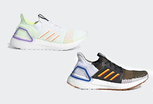 adidas,Ultra Boost 19,发售,UB19  《玩具总动员》联名!胡迪、巴斯光年 Ultra Boost 19 下月发售!