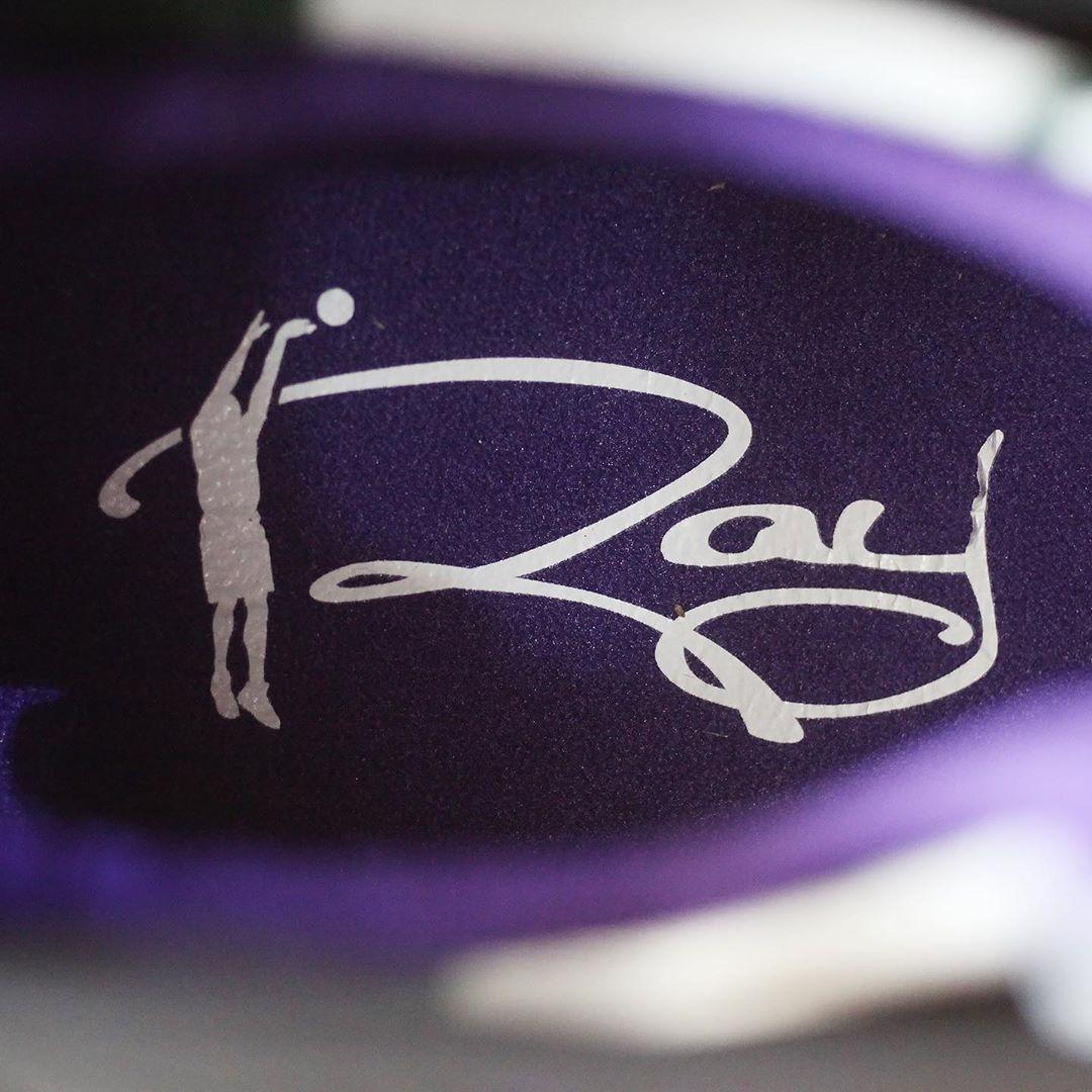 "AJ7,Air Jordan 7,Jordan,发售,304  暗藏球星签名!Air Jordan 7 ""Ray Allen"" 实物细节曝光"