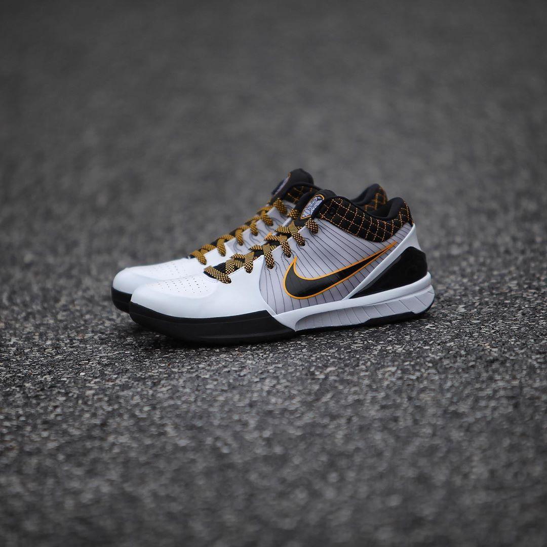 """Nike,Zoom Kobe,""""Del Sol"""",""""Carp  Zoom Kobe 4 """"Del Sol"""" 实物细节欣赏!本周六发售!"""