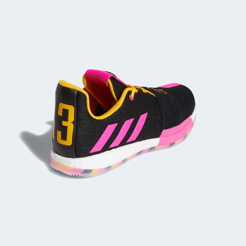 adidas,Harden Vol.3,EG2416,发售  亮眼的骚粉装扮!Harden Vol.3 全新配色官网发售!