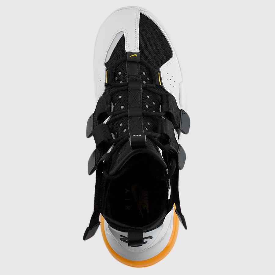 Air Edge 270,Nike,发售,AQ8764-00  夸张黑白碰撞!Air Edge 270 全新配色即将登场
