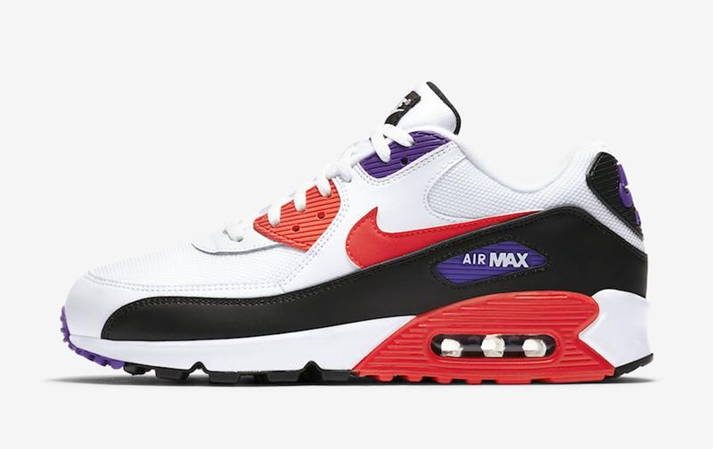 Nike,Air Max 90,AJ1285-106,发售  总决赛首战告捷!猛龙主题 Air Max 90 即将发售!