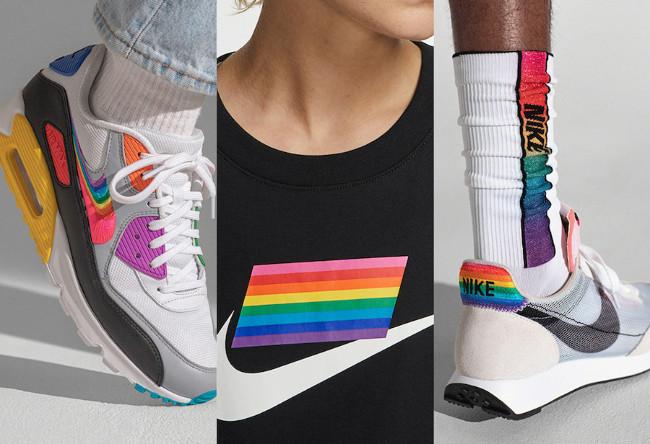 Nike,BETRUE,Air Max 720  绚丽缤纷的彩虹图案!全新 Nike BETRUE 系列现已发售