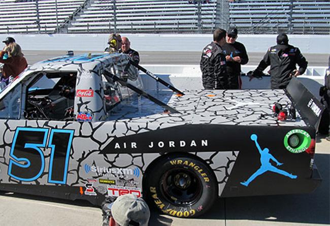 乔丹,AJ,Air Jordan  除了球鞋,这些挂着「飞人标」的家伙,每个都不好惹!