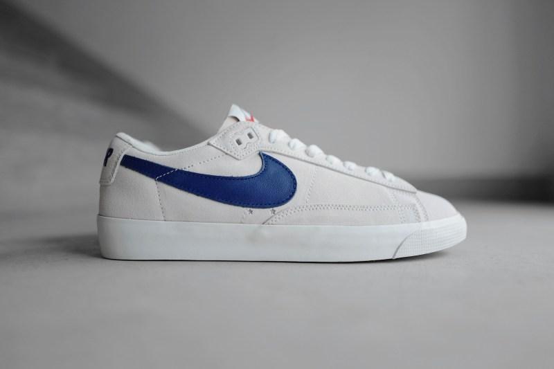Nike,Air Trainer 1,发售  传奇滑手曝光最新联名!全新配色 Zoom Blazer Low GT 下周发售!
