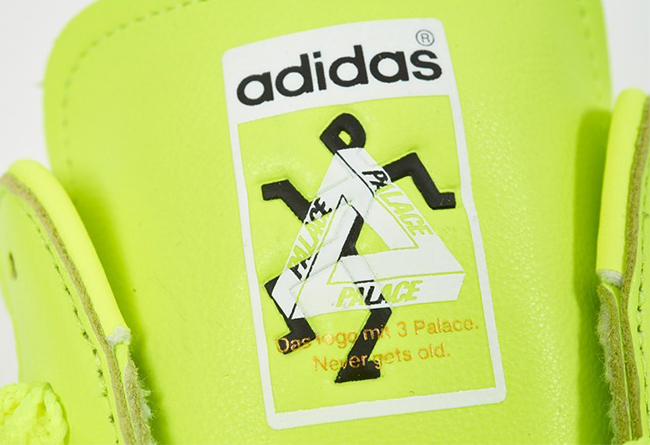 adidas,Palace,Superstar,发售  PALACE x adidas 联名鞋款重磅来袭!三款配色后天发售!