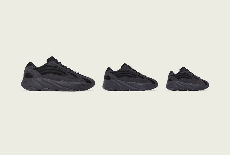 "adidas,Yeezy Boost 700 V2,FU66  官网全尺码发售! Yeezy Boost 700 V2 ""Vanta"" 现在还能买!"