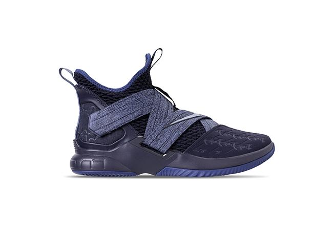 Nike,Soldier 13,曝光  全新 Soldier 13 赛场首次曝光!这款配色有点好看!