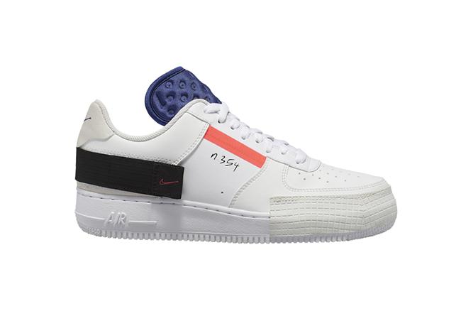 Nike,Air Force 1,AF1,发售,CI0054  解构风潮再度来袭!全新 Air Force 1 月底发售!