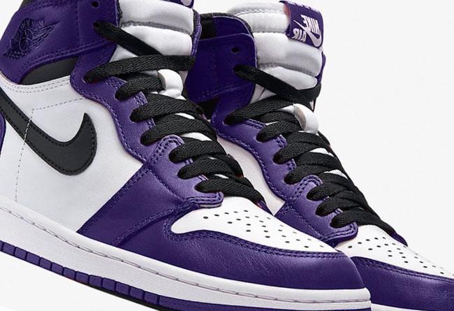 """Nike,Air Jordan 1  """"恶人紫"""" 又来了!Air Jordan 1 全新配色曝光!"""