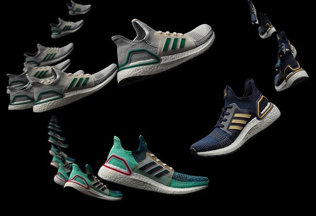 Ultra Boost 2019,UB19,adidas  又一双欧洲限定!adidas Consortium 再添别致新作!