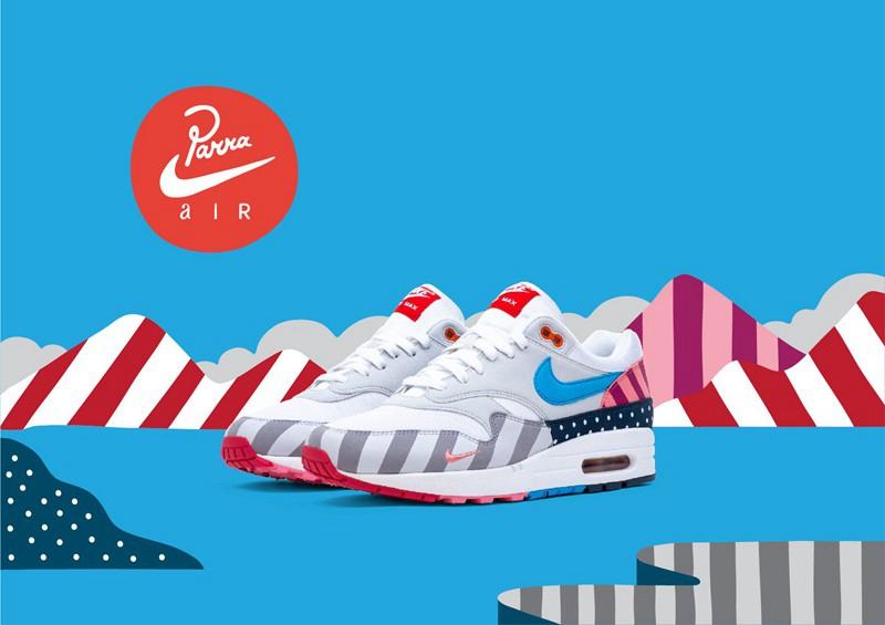 Nike,Dunk SB Low,Parra  三色重叠 Swoosh! 全新 Parra x Nike Dunk SB Low 今年夏季发售!