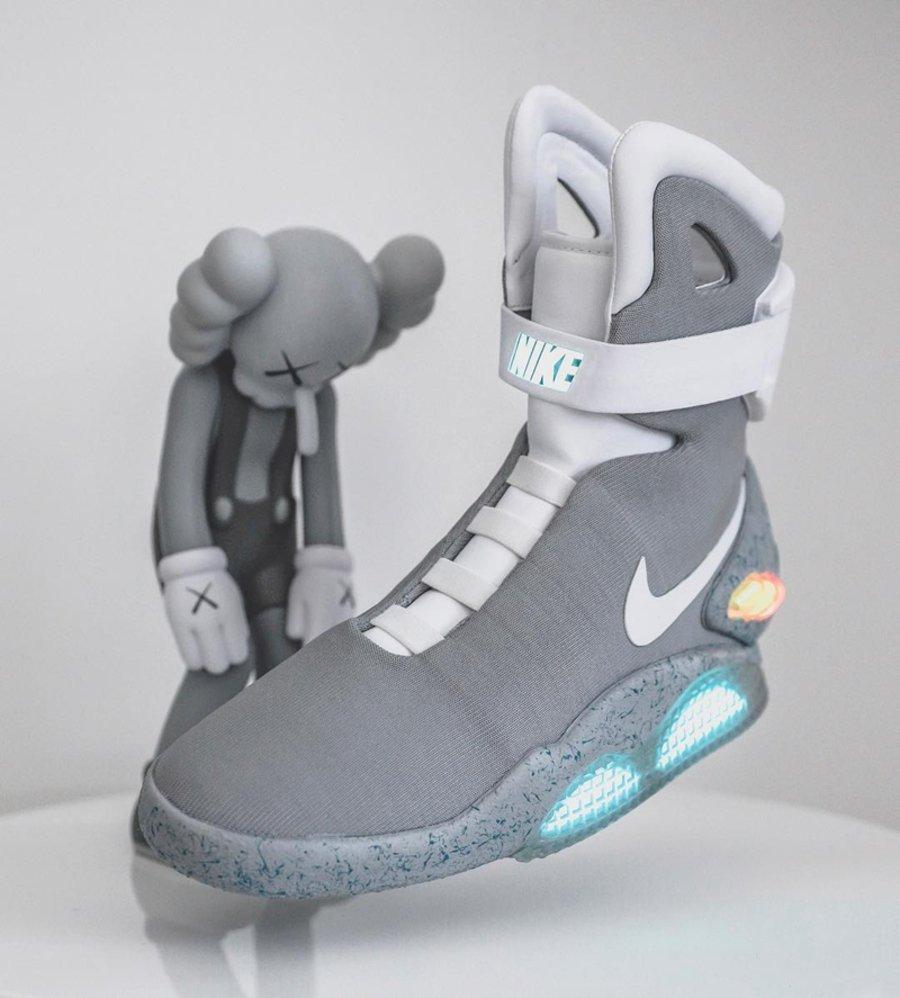 Nike,Adapt BB,Air Mag,AO2582-0  国内终于要发售了!Mag 配色 Adapt BB 官网预告已出!