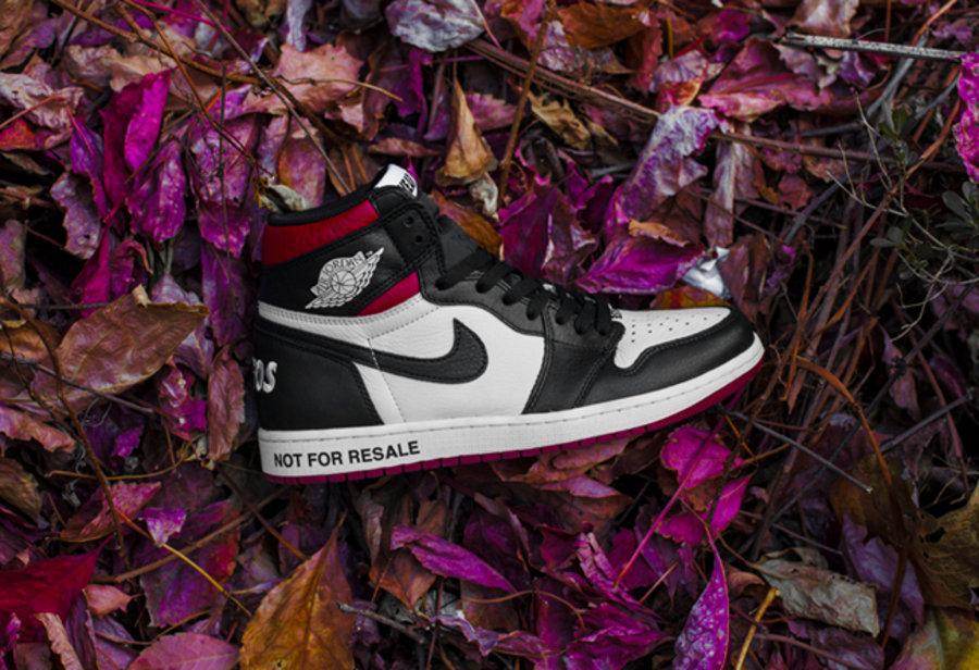 Air Jordan 1,AJ1,发售,Gym Red,55  上脚真的帅!「禁止转卖 2.0」Air Jordan 1 即将发售!