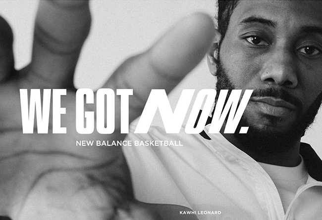 New Balance,伦纳德,猛龙,发售  庆祝猛龙夺冠!New Balance 伦纳德专属 T 恤现已发售!