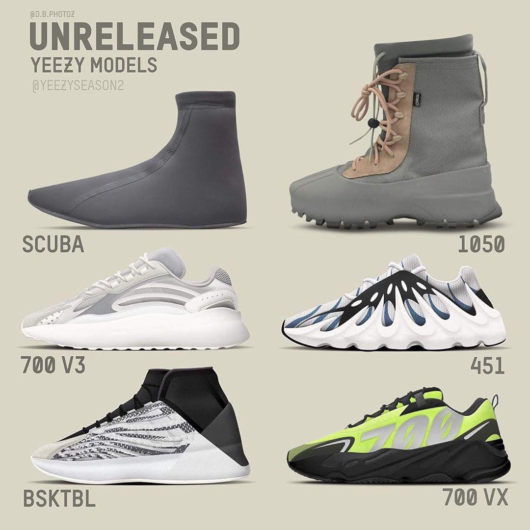 款,尚未,市售,的,Yeezy,新鞋,除了,700,还有,…  6 款尚未市售的 Yeezy 新鞋!除了 700 V3,还有…