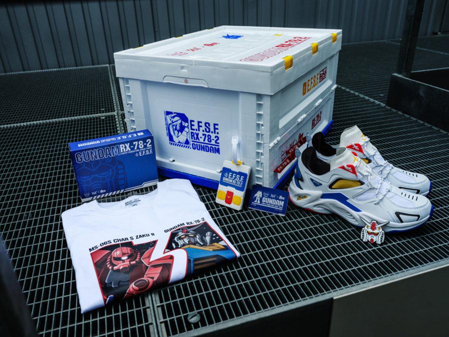 361°,RX-78-2  「机动战士高达」联名来了!超豪华限量礼盒下周发售!