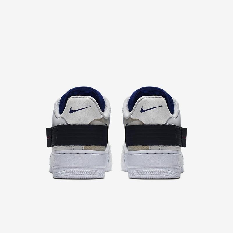 Nike,AF1 Low Type,AF1,发售,CI005  夸张解构设计!Nike Air Force 1 Low Type 即将发售!