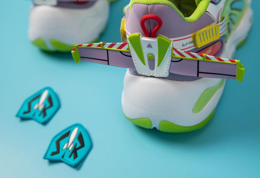 玩具总动员,lining,李宁  最好玩的「联名款」来了!李宁 《玩具总动员4》 系列现已发售