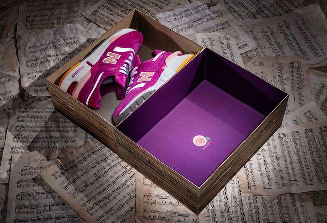 Concepts,New Balance,997S,发售  诱人的紫色装扮!Concepts x New Balance 997S 即将发售!
