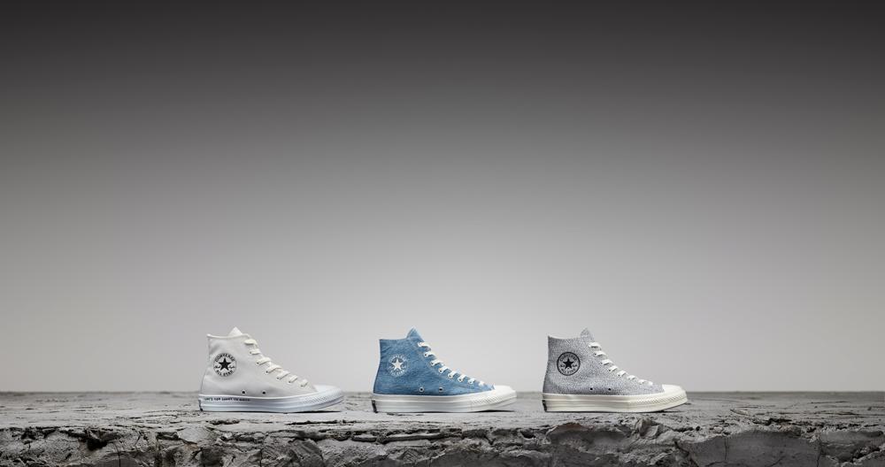 Converse Renew,Chuck Taylor,19  旧衣废料打造全新鞋款!Converse Renew 系列下月发售