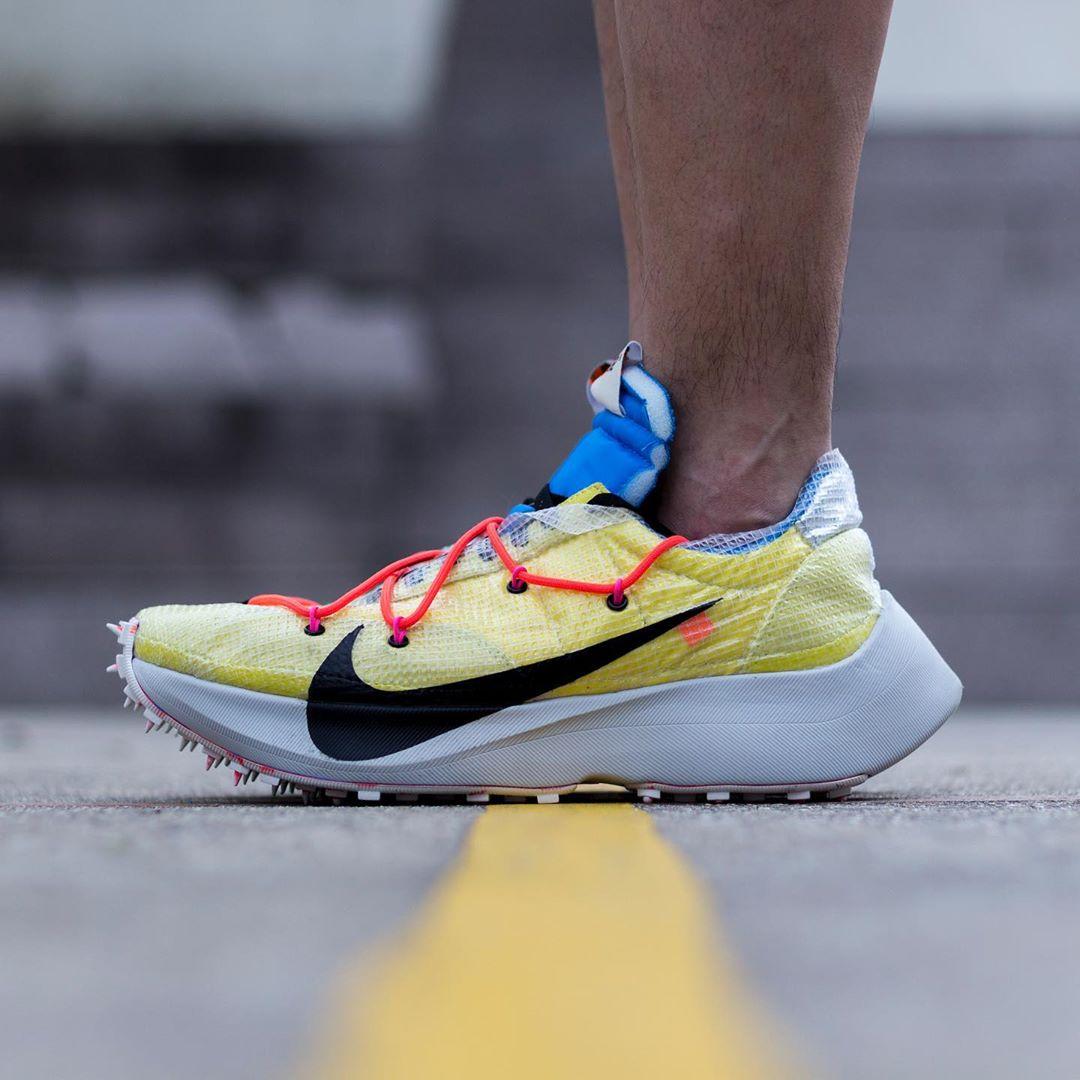 OFF-WHITE,Nike,Vapor Street,上脚  OFF-WHITE x Nike Vapor Street 上脚来了!以后肯定真香!