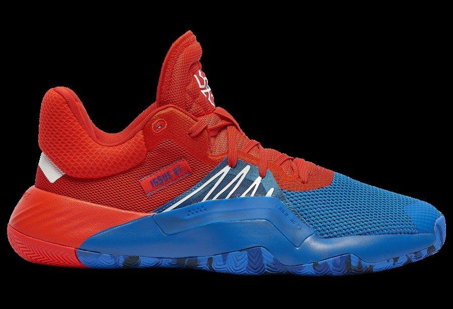 adidas,D.O.N. Issue 1,发售,EF240  《蜘蛛侠》来袭!签名战靴 adidas D.O.N. ISSUE #1 下月发售