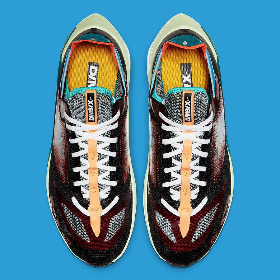 Nike D/MS/X N110 DIMSIX  视觉冲击力极强的编织鞋面!全新 Nike DMSX N110 下周发售