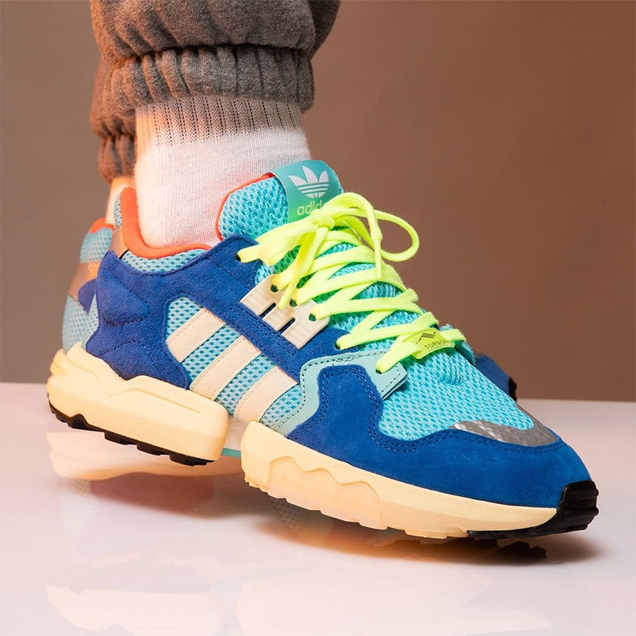 ZX Torsion,adidas Originals,ad  内置 Boost 中底!adidas Originals 带来一双格外有趣的新鞋!